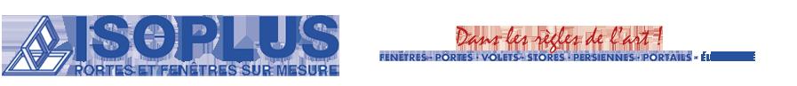 Logo ISO PLUS